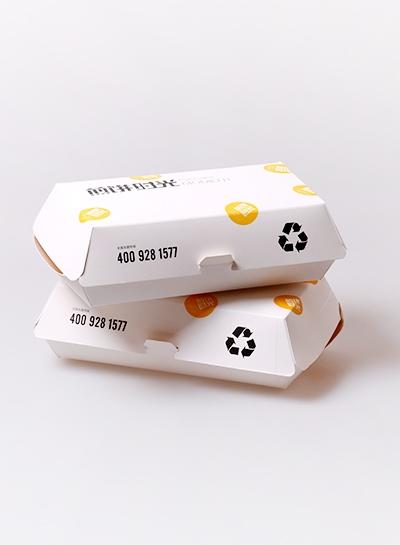 煎饼打包盒
